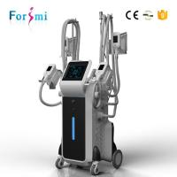 China Super product beauty device 4 handles Cryolipolysis Fat freeze Slimming Machine weight loss fat loss slimming device on sale