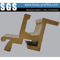 Buy cheap Brass Profiles From Manufacturer For Custom Made Decorative Copper Material product