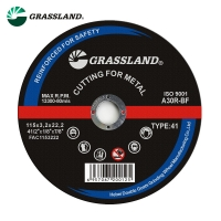 Buy cheap Angle Abrasive Metal Cutting 115 X 3mm Inox Grinding Discs For X Lock Grinders product