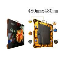 Buy cheap P2.5mm Led Tv Advertising Displays , Super Slim Indoor Advertising Led Display Screen product