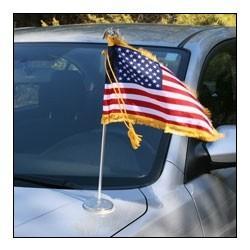 Buy cheap custom car flag product