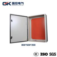 Portable Indoor Distribution Box / Electrical Main Switch Box For Construction Sites
