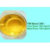 Buy cheap TM Blend 300 mg/ml / Effective Trenbolone & Drostanolone Blend Steroid Oil product