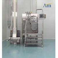Quality Energy Saving Dry Granulation Machine , Roller Compactor For Pharmaceuticals for sale
