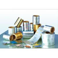 Buy cheap Al-pet Aluminium Foil Roll  With Polyester Mylar Film Laminated For Coxial Cable product