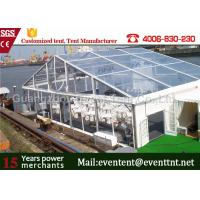 Buy cheap Party Marquee Clear Span tent aluminum Buildings For Festival Celebration European Style from Wholesalers