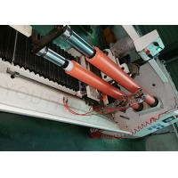 Buy cheap Jumbo Roll Tape Cutting Machine Two Rollers Cutting Machine Width 1310mm product