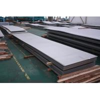 Buy cheap 304 Hot Rolled Stainless Steel Plate JISCO Mill NO.1 Surface product