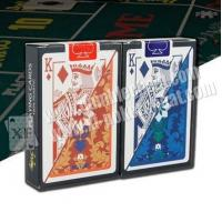 Buy cheap GYT Classic Bridge Size Jumbo Index Marked Invisible Plastic Poker Cheat Card from wholesalers