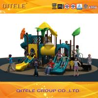 CE/TUV/ASTM high standard kindergarten outdoor  commercial playground equipment