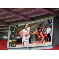 Buy cheap Lightweight LED Display Stadium , LED Scoreboard Display160x160 Module product