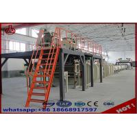 Buy cheap Automatic Wall Plastering Fiber Cement Board Production Line 1500 Sheets Capacity from Wholesalers