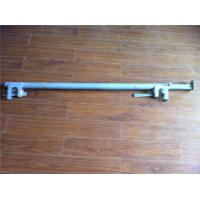 China 5 / 4 / 3 Board Extendable Steel Transom Scaffold System Parts Zinc Plate on sale
