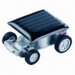 Buy cheap Mini Solar Racer Car, Solar Powered Gift/Car Solar Doll/Auto-solar Doll/Car Solar Toy/Auto-solar Toy product