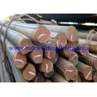 China Hot Rolled Carbon Steel Round Bar , SAE1018 / ASTM A36 Structural Steel Bar on sale