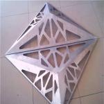 Buy cheap Perforated PVDF Aluminum Veneer Panel , Building Facade Design Aluminum Composite Panel product