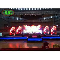 Buy cheap P4 P10 Full Color Stadium LED Display Commercial Advertising Led Screen product