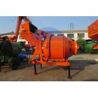 Buy cheap High Mixing Efficiency 1 Bag JZC300 Concrete Mixer, Durable Electric Construction Machinery product