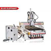 China Auto Tool Change  3 Axis Cnc Router Machine , Durable Wood Craft Machine on sale