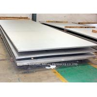 Titanium Surface Hot Rolled 304 Stainless Steel Sheet High Accuracy Available