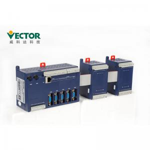 Buy cheap IEC61131-3 Standard 5 Axis Motion Controller Device CanOpen Master Station product
