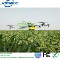 Buy cheap Long flying uav drone quadcopter crop sprayer drone agriculture sprayer from wholesalers