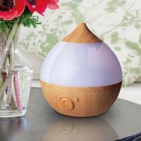 Buy cheap Portable Mini Water Air Mist Maker Essential Oil Scent Ultrasonic Diffuser product
