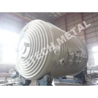 Buy cheap 316L Agitating Industrial Chemical Reactors for PC , Chemical Process Equipment product