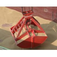 China Four Ropes Clamshell Grain Grab on sale