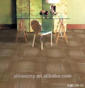 office carpet, Flame retardant carpet, 50*50cm, nylon material carpet
