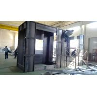 Buy cheap Customized Powder Coating Booth Plants product
