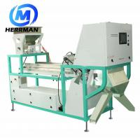 Buy cheap Herrman Automatic Color Sorting Machine / Industrial Belt Color Sorter For Ore LD30 product