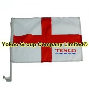 Buy cheap Custom car flag YF-1007 product
