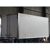 Buy cheap Fiberglass Sandwich Panels Commercial Truck Refrigerator Thermal Insulation product
