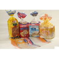 Buy cheap Heat Sealed Food Grade Plastic Bags Rectangular / Colorful PP PE product