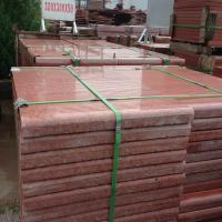Buy cheap G652 Maple Leaf Red Granite Stone Tiles For Stairs Wall Polished product