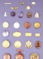Pin - Stamp Metal