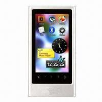 Buy cheap Mini Touchscreen MP3/MP4 Player with Lithium Battery product