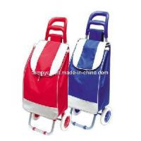 Buy cheap 2012 Promotional Folding Shopping Trolley Bag with Eco-Friendly Material (TYB-T1202) product