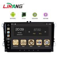Buy cheap Android 8.1 Car Dvd Player For Volkswagen Canbus Radio GPS 3G WIFI USB Map product