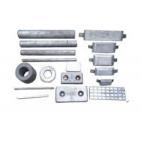 Buy cheap Anti-corrosion Zinc anode for boats / Zinc boat hull anodes US military standard product