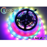 Buy cheap RGB Addressable LED Lights WS2812B IC Controlled CE / ROHS / UL Certificated product