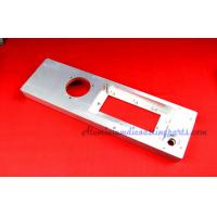 Buy cheap Aluminum Alloy 6061 CNC Machined Parts , Silver Anodize CNC Machining Services product