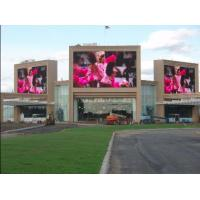 Buy cheap High Brightness P16 Full Color Outdoor Advertising Led Display 8000 Nits product