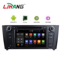 Buy cheap 7 Inch Touch Screen PX3 BMW GPS DVD Player With Multi - Language System product