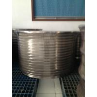 Buy cheap Wedge Wire Screen High Pressure Screen Baskets product