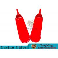 Baccarat Acrylic Plastic Casino Game Accessories Comfortable Poker Brand Shovel