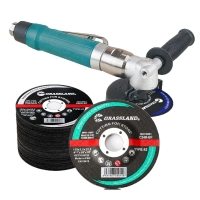 """Buy cheap 4-1/2"""" 115mmx1.2mm 10pc Angle Grinder Discs For Concrete product"""