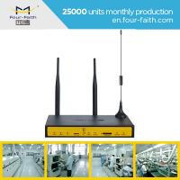 Buy cheap F3434S car wifi 3g advertisment router for public network m product