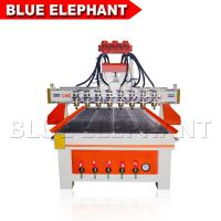 China Heavy Duty Wood Cutting Cnc Router Machine , Cnc 3d Wood Carving Machine DSP Control System on sale